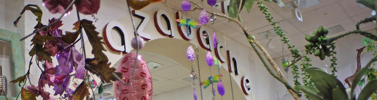 Azabache. Arte floral